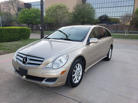 2006 Mercedes-Benz R-Class for sale at DFW Autohaus in Dallas TX