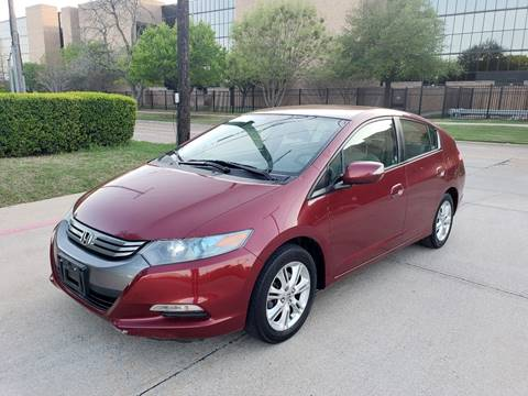 2010 Honda Insight for sale at DFW Autohaus in Dallas TX