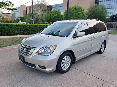 2008 Honda Odyssey for sale at DFW Autohaus in Dallas TX