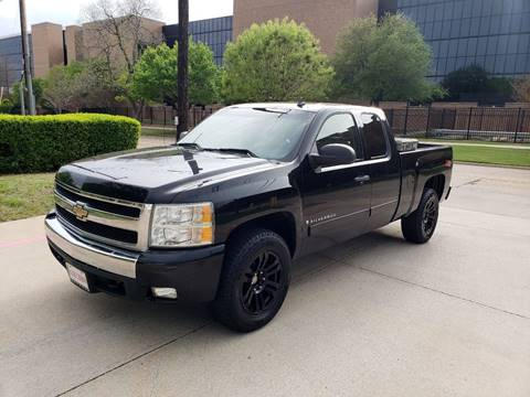 2007 Chevrolet Silverado 1500 for sale at DFW Autohaus in Dallas TX