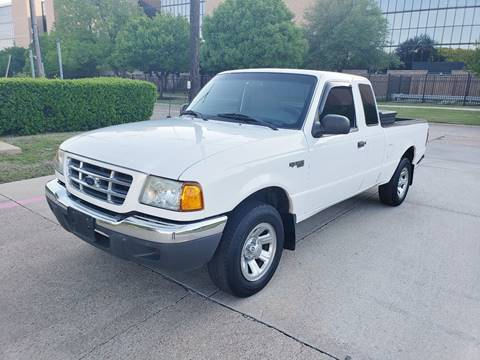 2002 Ford Ranger for sale at DFW Autohaus in Dallas TX