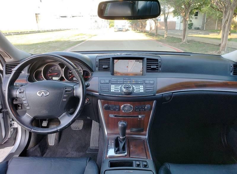 2008 Infiniti M35 4dr Sedan In Dallas Tx Dfw Autohaus