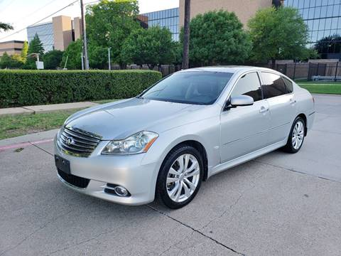 2008 Infiniti M35 for sale at DFW Autohaus in Dallas TX