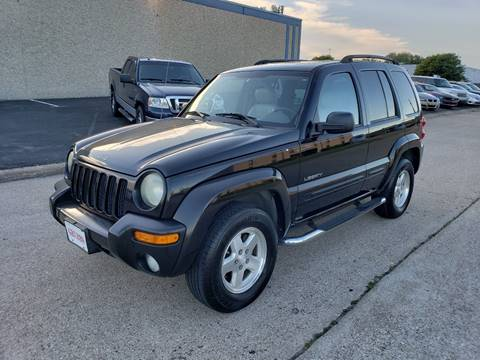 2004 Jeep Liberty for sale at DFW Autohaus in Dallas TX