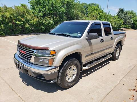 2005 GMC Canyon for sale at DFW Autohaus in Dallas TX