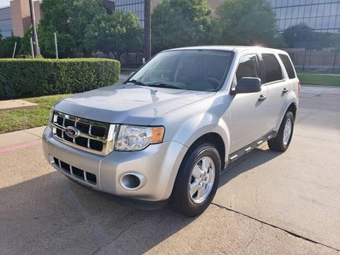 2011 Ford Escape for sale at DFW Autohaus in Dallas TX
