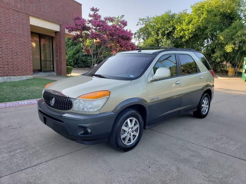 2003 Buick Rendezvous for sale at DFW Autohaus in Dallas TX