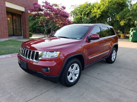 2012 Jeep Grand Cherokee for sale at DFW Autohaus in Dallas TX