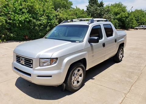 2006 Honda Ridgeline for sale at DFW Autohaus in Dallas TX