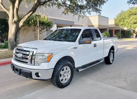 2009 Ford F-150 for sale at DFW Autohaus in Dallas TX