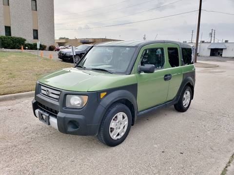 2008 Honda Element for sale at DFW Autohaus in Dallas TX