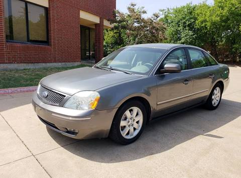 2006 Ford Five Hundred for sale at DFW Autohaus in Dallas TX