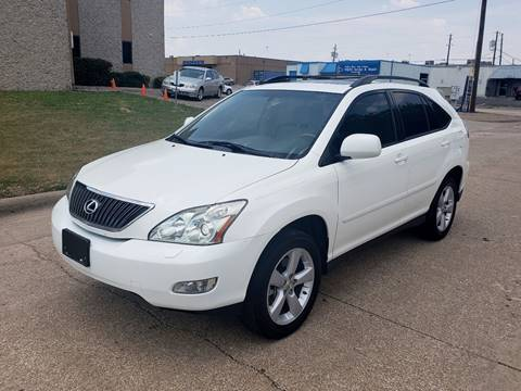 2007 Lexus RX 350 for sale at DFW Autohaus in Dallas TX