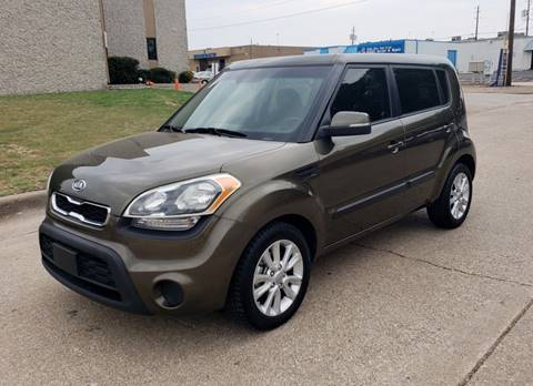 2012 Kia Soul for sale at DFW Autohaus in Dallas TX