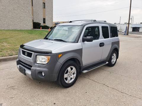 2003 Honda Element for sale at DFW Autohaus in Dallas TX