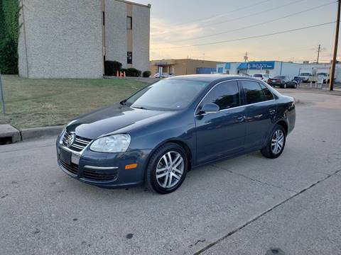2006 Volkswagen Jetta for sale at DFW Autohaus in Dallas TX