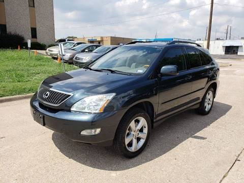 2004 Lexus RX 330 for sale at DFW Autohaus in Dallas TX
