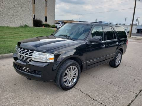 2009 Lincoln Navigator for sale at DFW Autohaus in Dallas TX