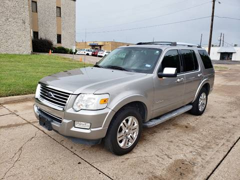 2008 Ford Explorer for sale at DFW Autohaus in Dallas TX