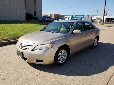 2008 Toyota Camry for sale at DFW Autohaus in Dallas TX