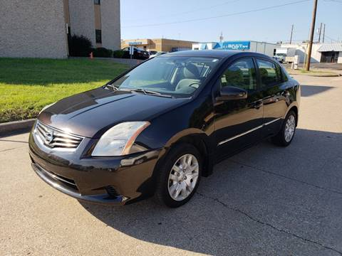 2011 Nissan Sentra for sale at DFW Autohaus in Dallas TX