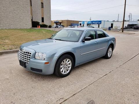 2008 Chrysler 300 for sale at DFW Autohaus in Dallas TX
