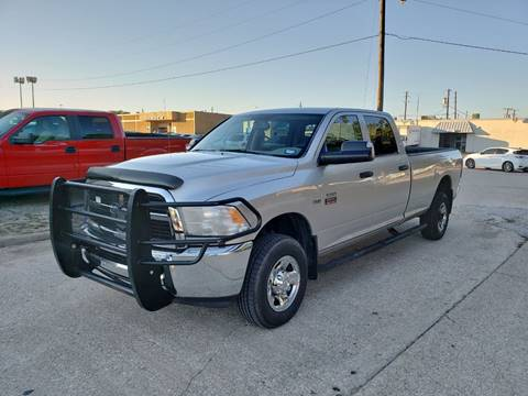 2012 RAM Ram Pickup 2500 for sale at DFW Autohaus in Dallas TX