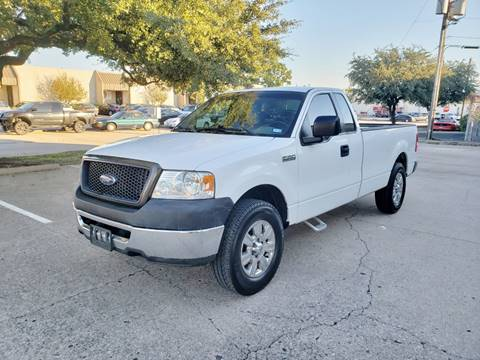 2006 Ford F-150 for sale at DFW Autohaus in Dallas TX