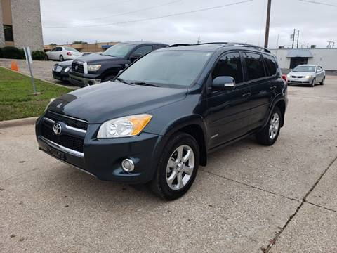 2009 Toyota RAV4 for sale at DFW Autohaus in Dallas TX
