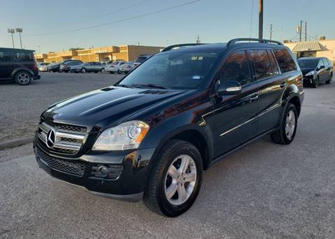 2007 Mercedes-Benz GL-Class for sale at DFW Autohaus in Dallas TX