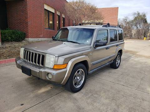 2006 Jeep Commander for sale at DFW Autohaus in Dallas TX