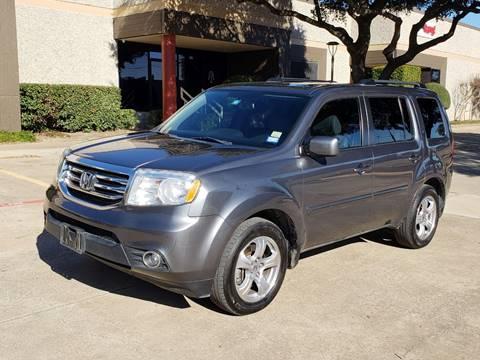 2013 Honda Pilot for sale at DFW Autohaus in Dallas TX