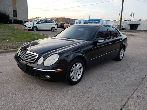 2006 Mercedes-Benz E-Class for sale at DFW Autohaus in Dallas TX