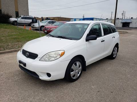 2008 Toyota Matrix for sale at DFW Autohaus in Dallas TX