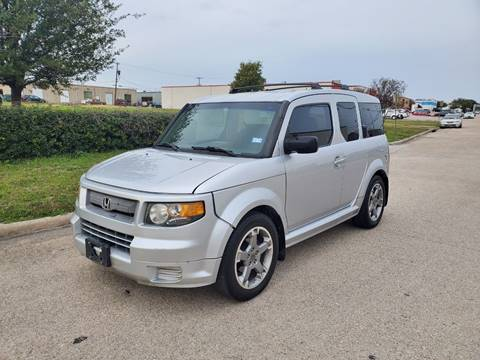 2007 Honda Element for sale in Dallas, TX