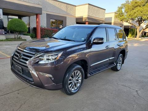 2016 Lexus GX 460 for sale at DFW Autohaus in Dallas TX