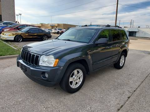 2007 Jeep Grand Cherokee for sale at DFW Autohaus in Dallas TX
