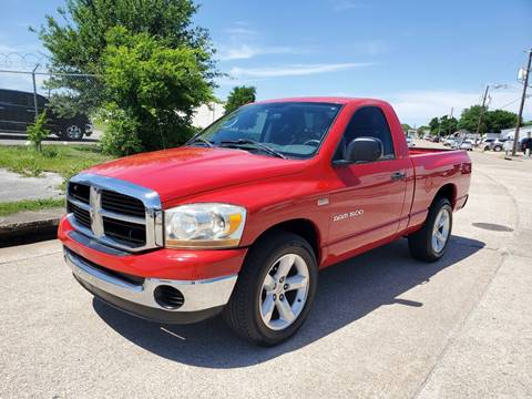 2006 Dodge Ram Pickup 1500 for sale at DFW Autohaus in Dallas TX