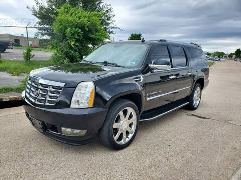 2008 Cadillac Escalade ESV for sale at DFW Autohaus in Dallas TX