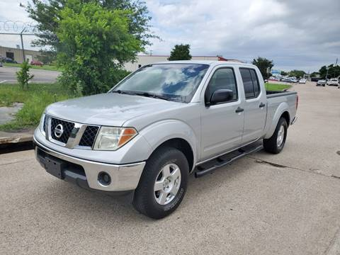 2007 Nissan Frontier for sale at DFW Autohaus in Dallas TX