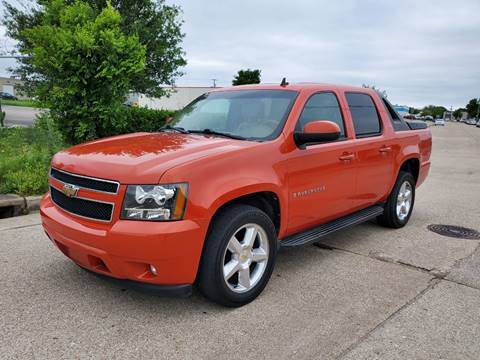 2009 Chevrolet Avalanche for sale at DFW Autohaus in Dallas TX