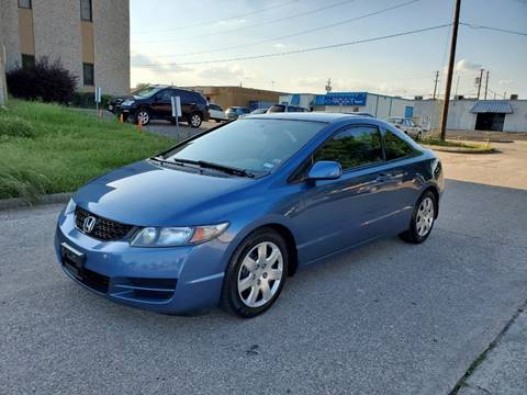 2011 Honda Civic for sale at DFW Autohaus in Dallas TX
