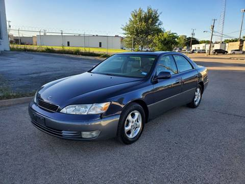 1997 Lexus ES 300 for sale at DFW Autohaus in Dallas TX
