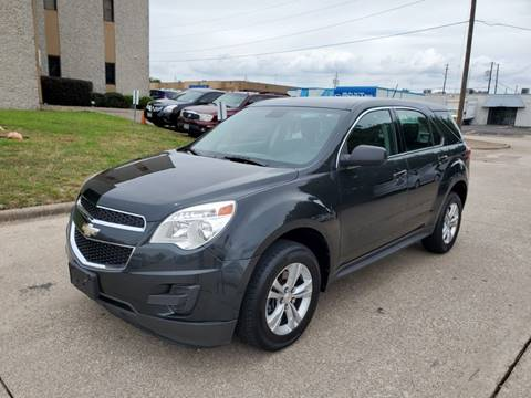 2013 Chevrolet Equinox for sale at DFW Autohaus in Dallas TX