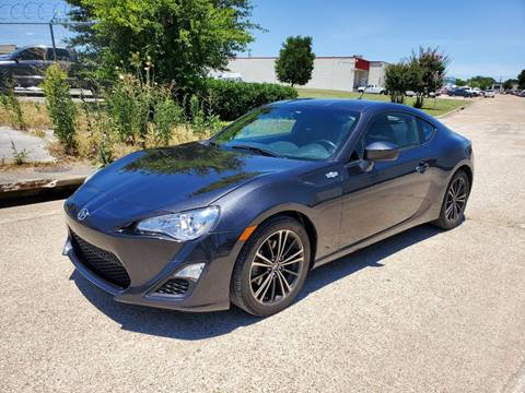 2013 Scion FR-S for sale in Dallas, TX