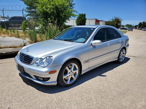 2007 Mercedes-Benz C-Class for sale at DFW Autohaus in Dallas TX