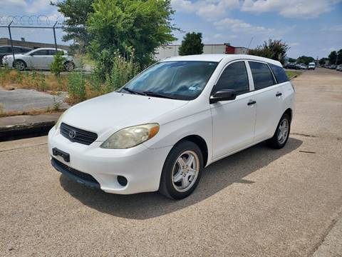 2007 Toyota Matrix for sale at DFW Autohaus in Dallas TX