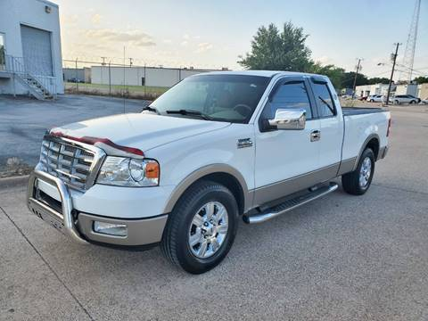 2005 Ford F-150 for sale at DFW Autohaus in Dallas TX