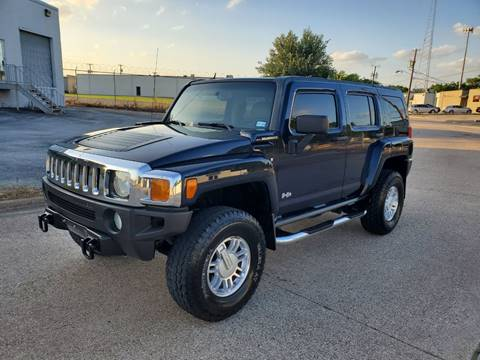 2007 HUMMER H3 for sale at DFW Autohaus in Dallas TX