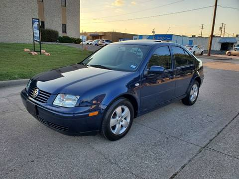 2003 Volkswagen Jetta for sale at DFW Autohaus in Dallas TX